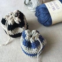 かぎ針編みの復習その…