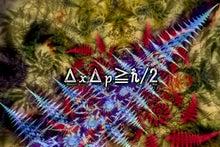 波動関数フラクタル背景