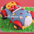 今年も 3Dケーキ!…