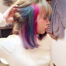最近作った髪型632…