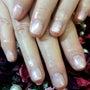 深爪からの変貌→美爪…