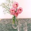 今年初めて、お花を買…