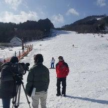 明日はスキーヤーデー…
