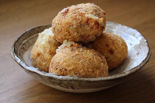 里芋のハムチーズコロッケ01