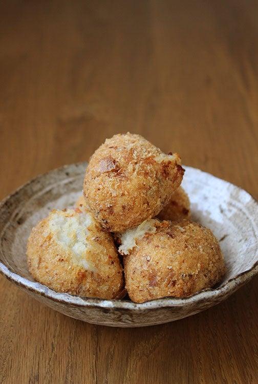 里芋のハムチーズコロッケ04