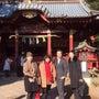 伊豆山神社と走り湯へ…