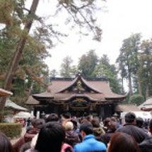 香取神宮へ初詣