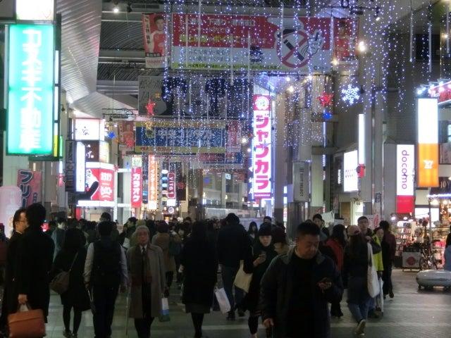 熊本の繁華街