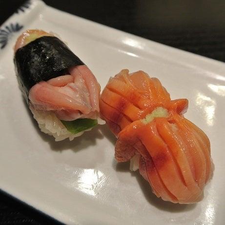 ぎんざすし幸 香川赤貝