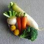 たっぷりお野菜で作り…