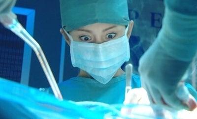 ドクターXの手術シーン3