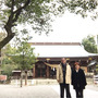 菊池神社と大江神社