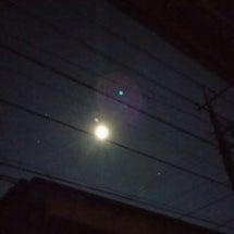 蟹座満月の月