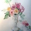 12月の薔薇(絵画ク…