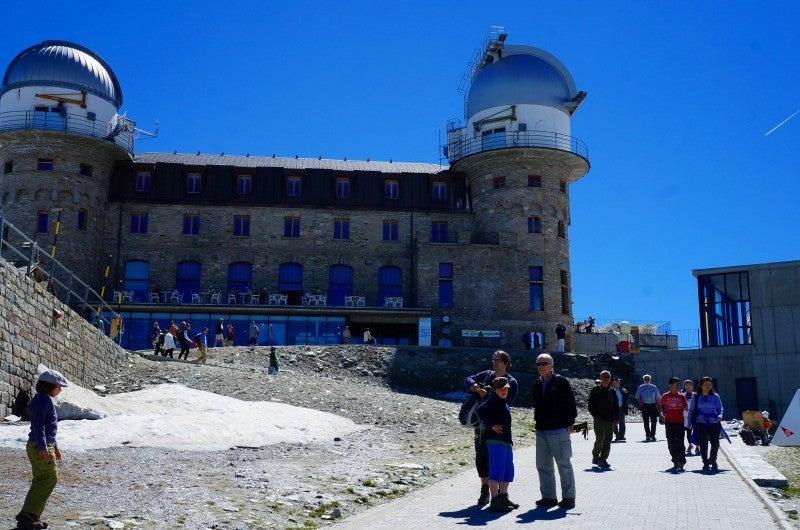 コルナーグラート観光