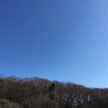山、空、猫