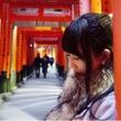 従姉妹とノリで京都散…