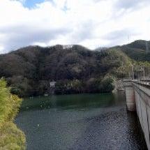 石手川ダムから湧ヶ淵…