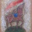 壁画の動物Ⅰ