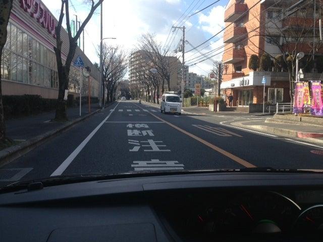 ミリカヒルズ近所 北大阪ペーパードライバー