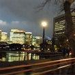 皇居周辺の夜景