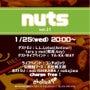 1/25 nuts …