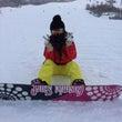 本日の雪山GIRL♪