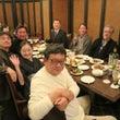 「絲衣司展」の食事会…