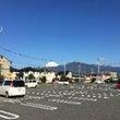 故郷の富士山