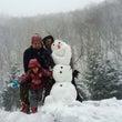 雪よふれ降れ…