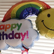 1歳の誕生日 ホーム…