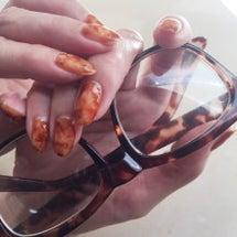 オサレ眼鏡女子のべっ…
