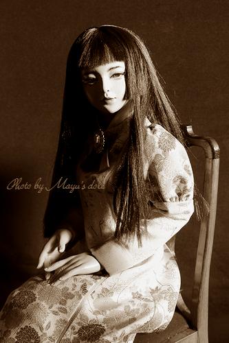 Mayu's doll-No.78「青藍(せいら)」