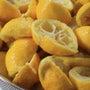柚子の蜂蜜シロップ