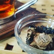 本日の薬膳茶(ショウ…