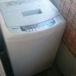 新しい洗濯機がきまし…