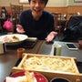 名古屋から、岡山と東…