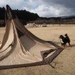 新年初キャンプ@やま…