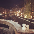 これぞ日本の冬景色♪