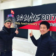 SASUKE2017…