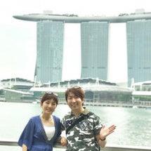 夫婦で1年ぶりの海外…