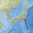 那須岳の地震計数値が…