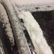 積雪名古屋。