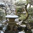 名古屋は、雪景色