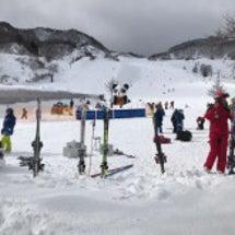 グループスキー場の旅…