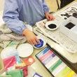 こどもと日本画とカレ…