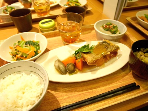 タニタ食堂で学んだ食事法