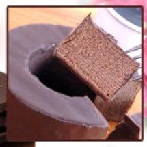 チョコレートバウム受…
