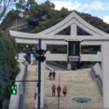 日枝神社にお詣り