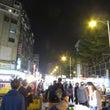 台北旅行 寧夏夜市・…